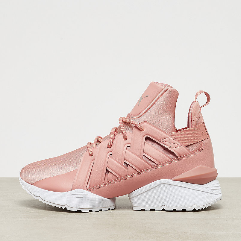 Sneaker Sale - Muse Echo Satin EP peach beige-puma white
