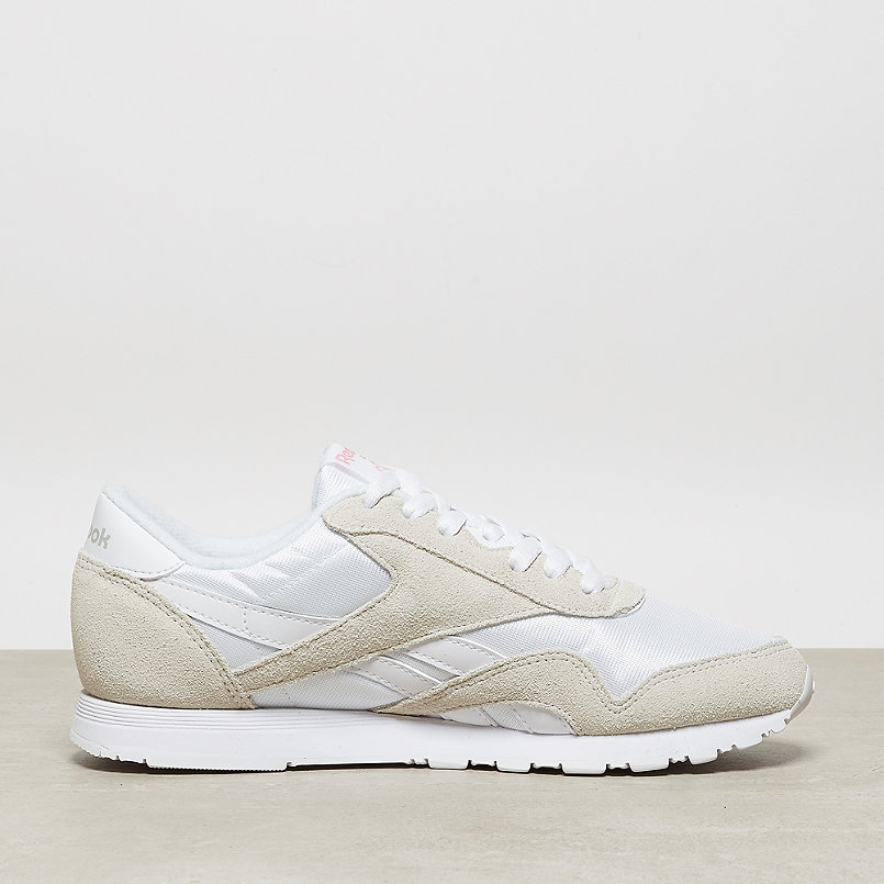 Reebok Classic Grey Leather