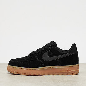 NIKE Air Force 1 07 SE black/gum medium brown/ivory/black