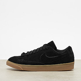 NIKE Blazer Low SD black/black/gum light brown