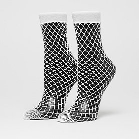 ONYGO Fishnet white