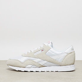 Reebok Classic Leather Nylon white/light grey