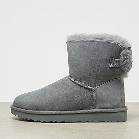 UGG Mini Bailey Bow II grey