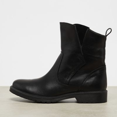 Buffalo Cut Boot black