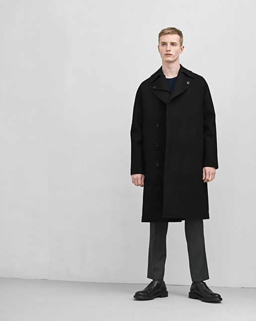 Isai Trench Coat →
