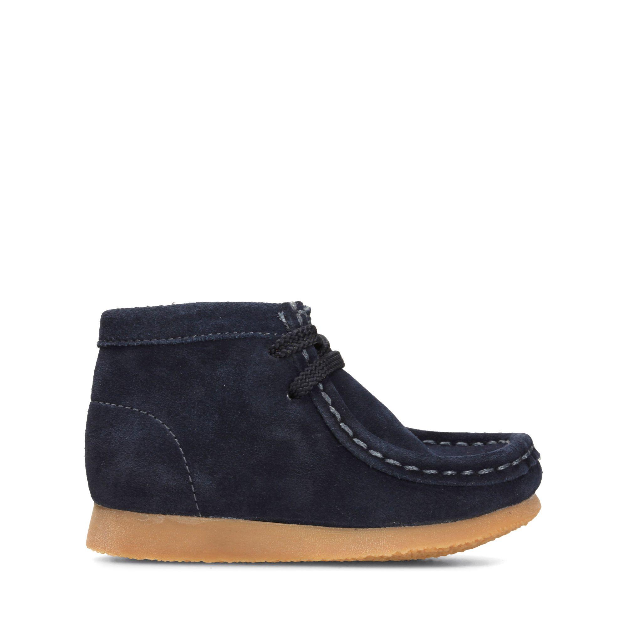 Wallabee Boot