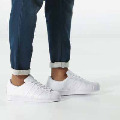 adidas Superstar Foundation Shoes White Zando