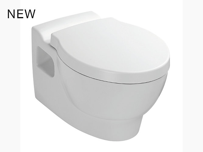 Ove Wall Hung Toilet With Quiet Close Tm Seat And Cover