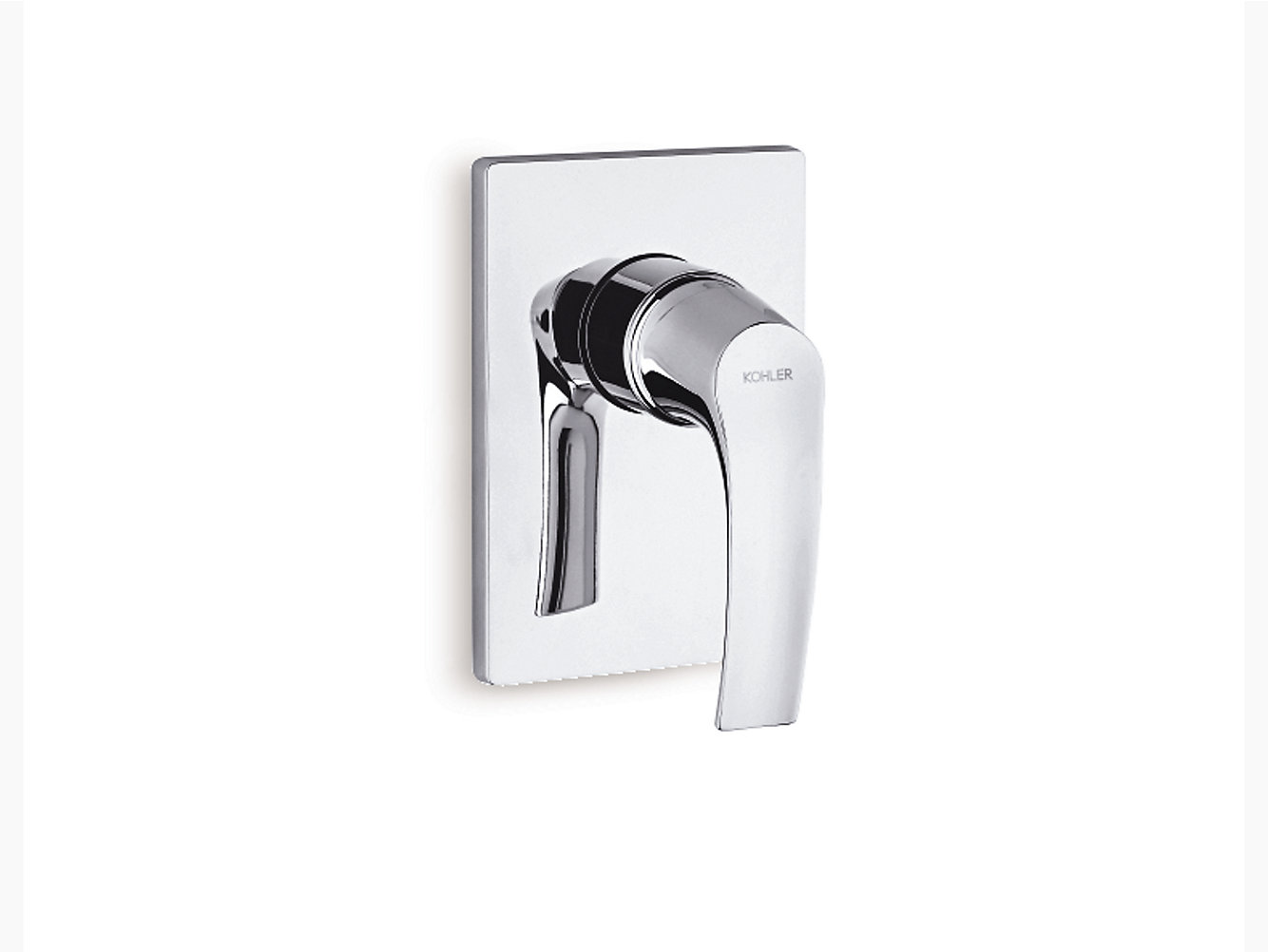 shower kohler detail handle chrome faucet tub stance lg k cp one asp polished