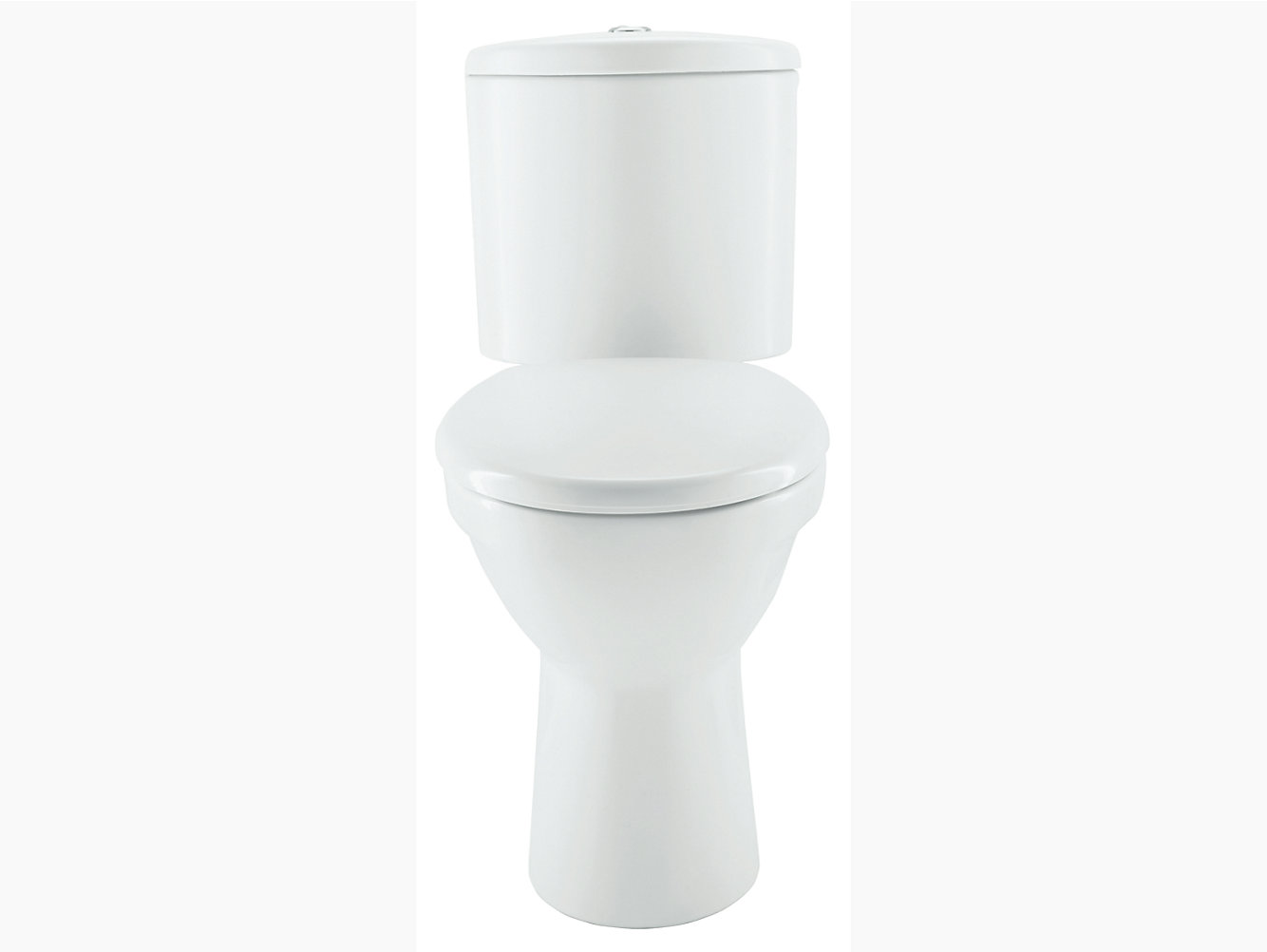 Patio Two Piece Toilet With Quiet Close Tm Seat And Cover K 3567in S Kohler