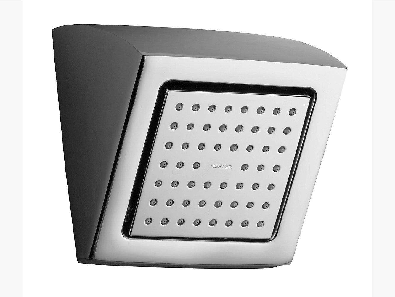 WaterTile 54 nozzle showerhead | K-8022 | KOHLER