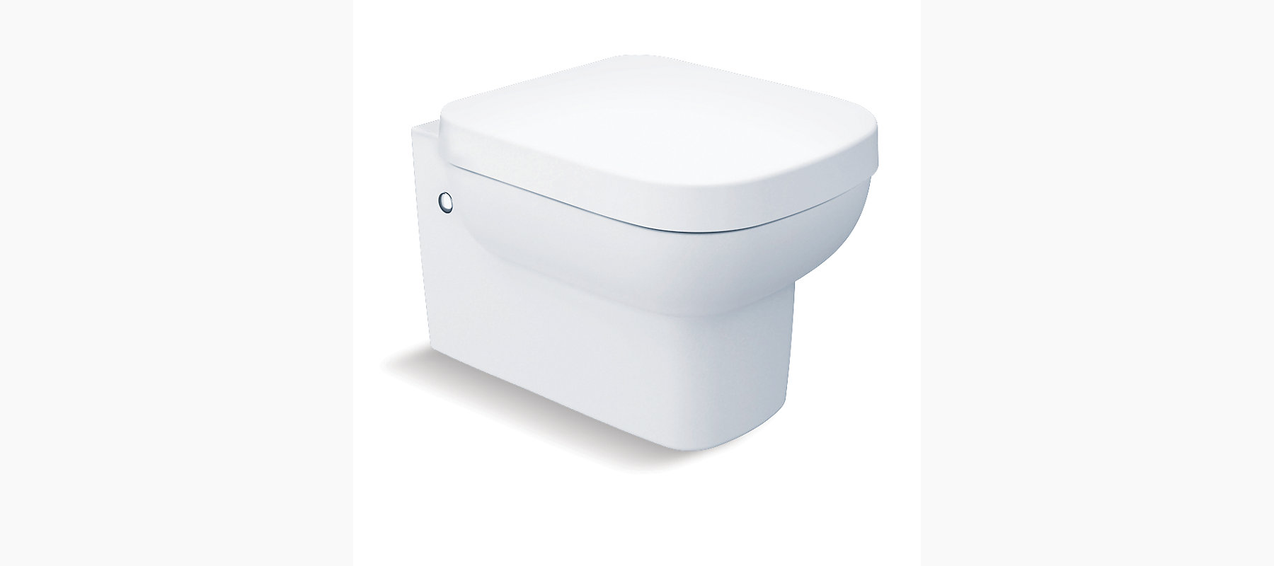 Replay Wall Hung Toilet With Quiet Close Tm Seat K
