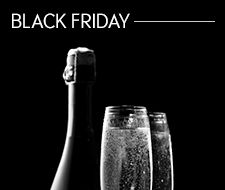Black Friday - Free Champagne on all orders over £100