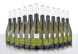 Party Prosecco Case