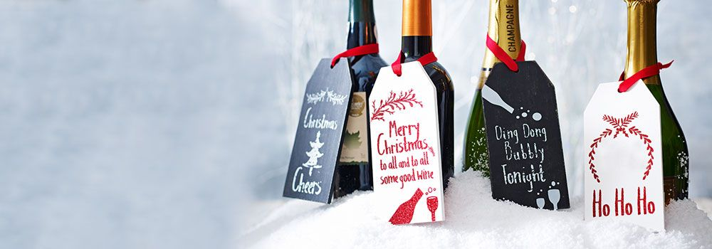 Christmas drinks at Waitrose Cellar
