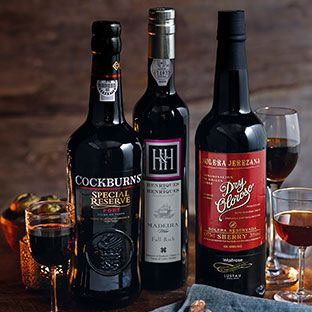 Sherry, Port and Madeira