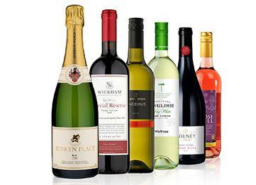 Discover English wine