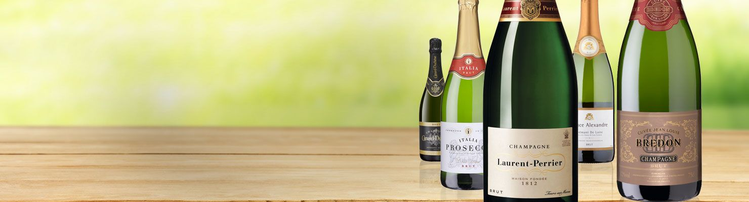Our Best Champagne and sparkling bottles