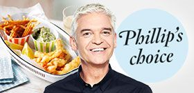Phillip Schofield's wine of the week with Waitrose Cellar