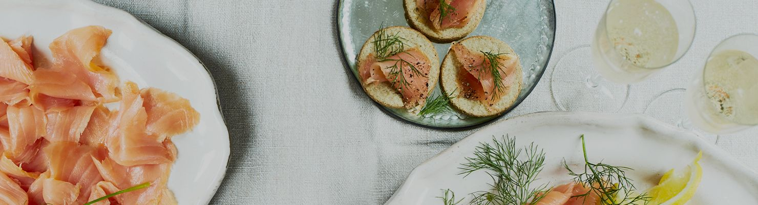 Food and Wine header