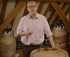 Andrew Riding shows how to choose the right glass