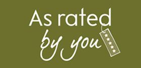Rated by you