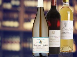 Single bottle wines