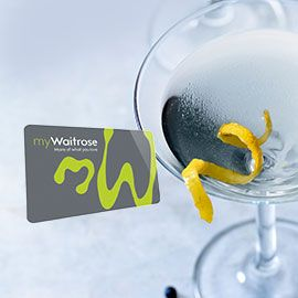 myWaitrose Competition