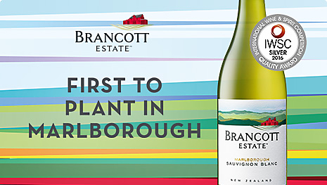 20% off Brancott Estate Sauvignon Blanc