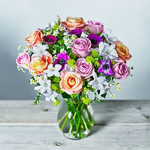 Shop flower bouquets