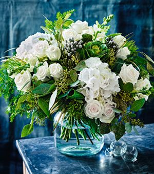 Shop Nordic White flowers