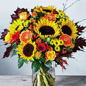 Shop Autumn flowers from 4 september