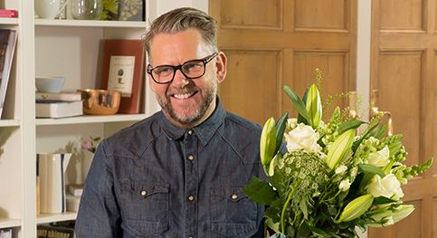 Chris Wood, Head Florist