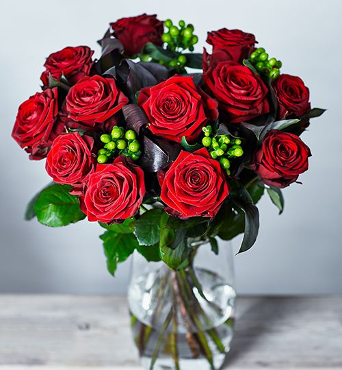 valentine's day red roses and flowers - waitrose florist, Ideas