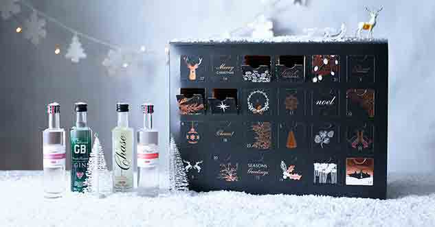 Chase Advent calendar