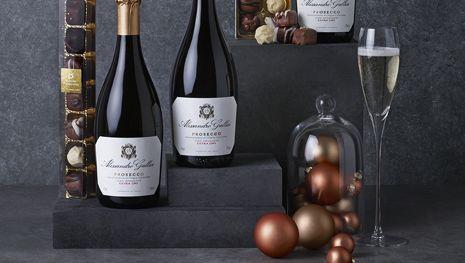 Wine, fizz & spirit gifts