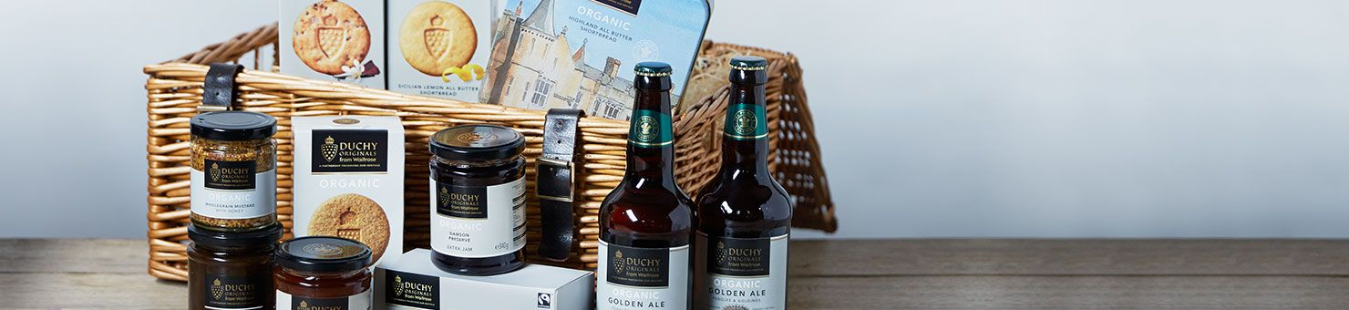 Duchy luxury hamper from Waitrose Gifts
