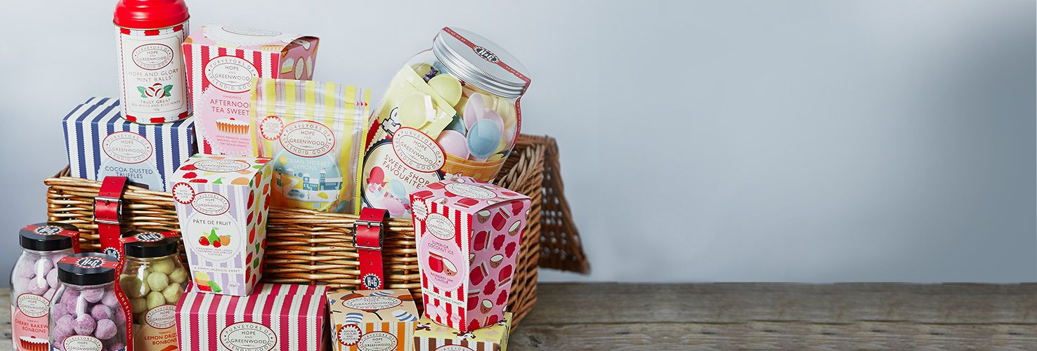 Hope & Greenwood hamper