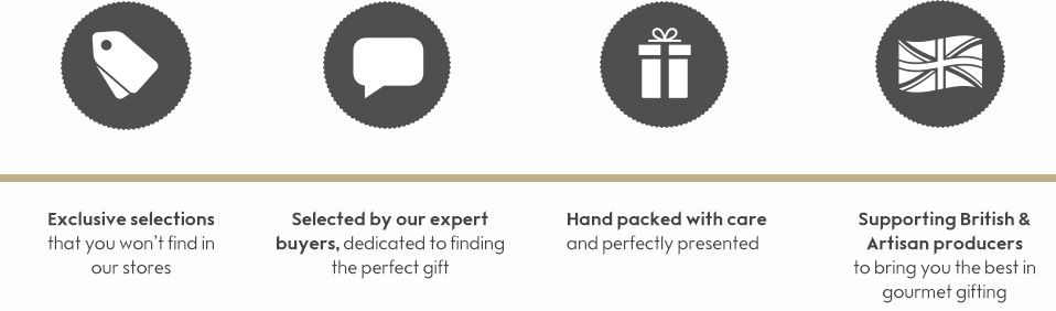 Reasons to shop Waitrose Gifts