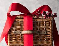 Preview our Christmas gift hampers