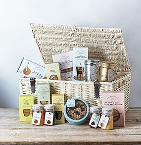 A Cartwright & Butler hamper