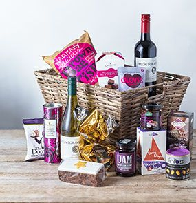 A Corporate hamper from Waitrose Gifts