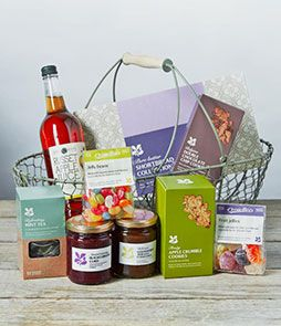 Hamper from Waitrose Gifts