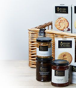 Duchy hamper from Waitrose