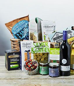 Waitrose picnic hamper