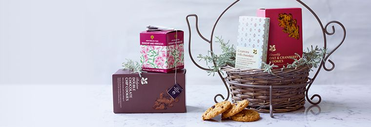 spring on Waitrose Gifts