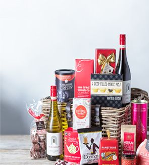 Shop Christmas hampers and gifts