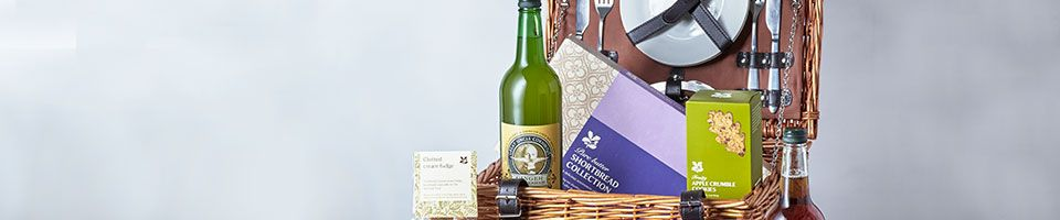 Some of our favourite brands in a hamper