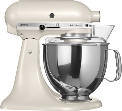 A Kitchen Aid Mixer