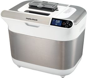 Morphy Richards premium plus white breadmaker